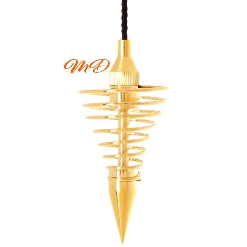 Pendulos Metal Radiestesia